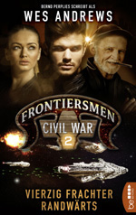 "Cover ""Frontiersmen - Civil War 2"""