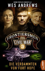 "Cover ""Frontiersmen - Civil War 3"""