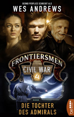 "Cover ""Frontiersmen - Civil War 4"""
