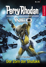 "Cover ""Perry Rhodan Mission NEO 214"""