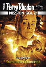 "Cover ""Perry Rhodan Mission Sol 2 - 9"""
