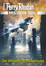 "Cover ""Perry Rhodan Mission Sol 2"""