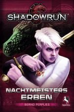 "Cover ""Shadowrun: Nachtmeisters Erben"""