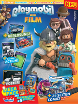"Cover ""Playmobil-Magazin"""