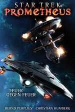 "Cover ""Star Trek - Prometheus 1"""